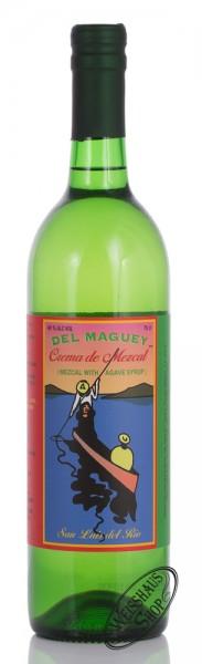 Del Maguey Crema de Mezcal 40% vol. 0,70l