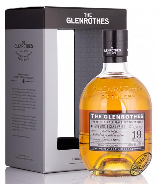 The Glenrothes Vintage 1999 Whisky 52,8% vol. 0,70l