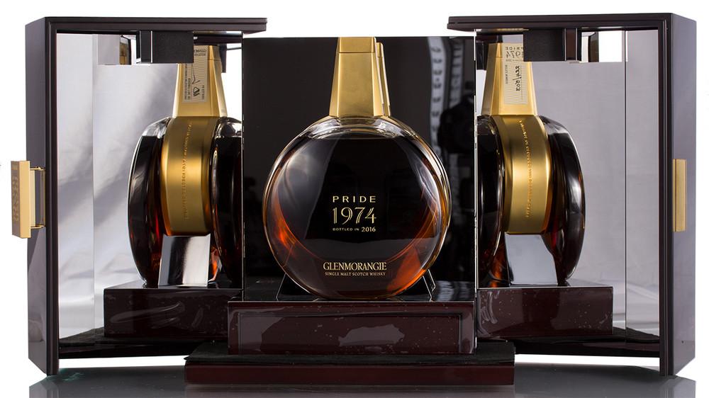 Glenmorangie Pride 1974 41 YO Whisky 52% vol. 1,0l