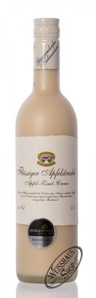Auersthaler Flüssiger Apfelstrudel Apfel Zimt Creme Likör 15% vol. 0,70l