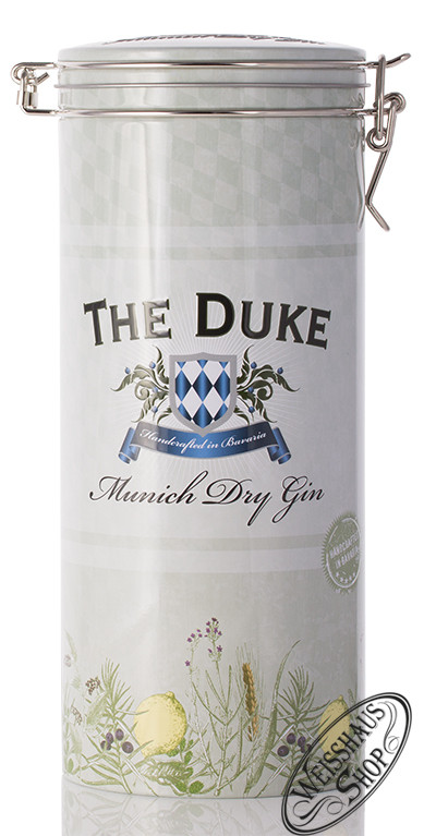 The Duke Munich Dry Gin Geschenkdose f�r 0,70l-Flasche