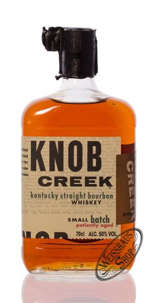 Knob Creek Bourbon Whiskey 50% vol. 0,70l
