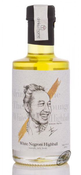 Drinks at Home White Negroni Highball 10% vol. 0,20l