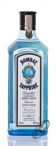 Bombay Sapphire Gin 40% vol. 0,70l