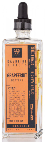 Dashfire Grapefruit Bitters 35% vol. 0,10l