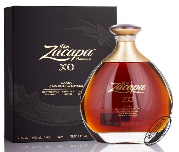 Ron Zacapa Centenario XO Rum 40% vol. 0,70l