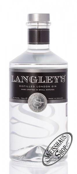 Langley's No. 8 London Gin 41,7% vol. 0,70l