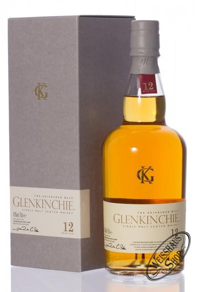 Glenkinchie 12 YO Whisky 43% vol. 0,70l