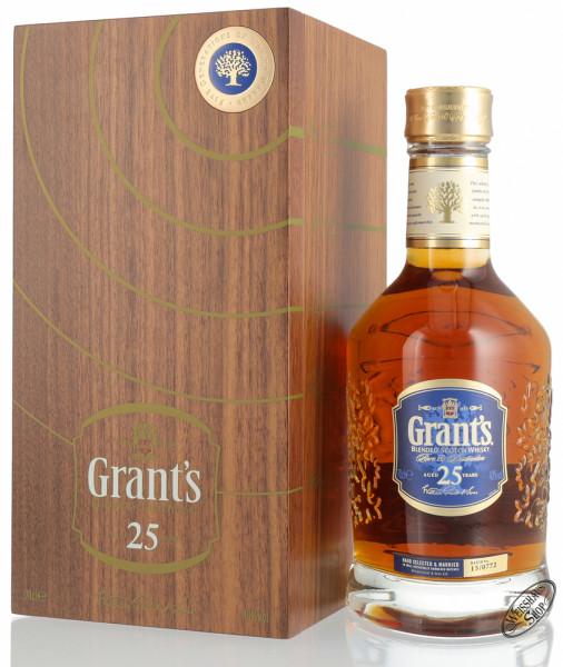 Grant's 25 YO Whisky 40% vol. 0,70l