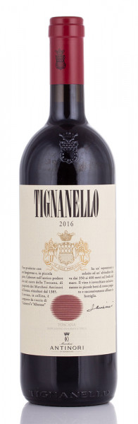 Marchese Antinori Tignanello 2016 IGT 14% vol 0,75l