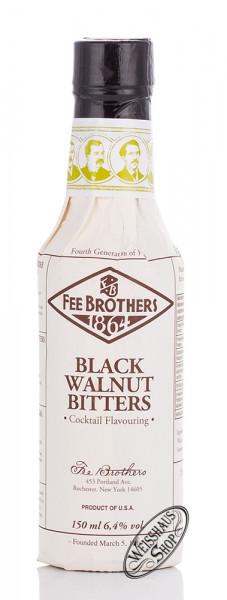 Fee Brothers Black Walnut Bitters 6,4% vol. 0,15l