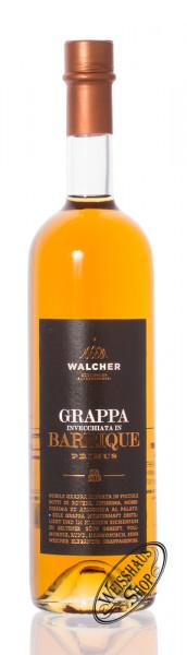 Walcher Grappa Barrique Primus 40% vol. 0,70l