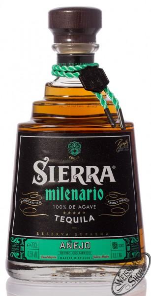 Sierra Milenario Anejo Tequila 41,5% vol. 0,70l