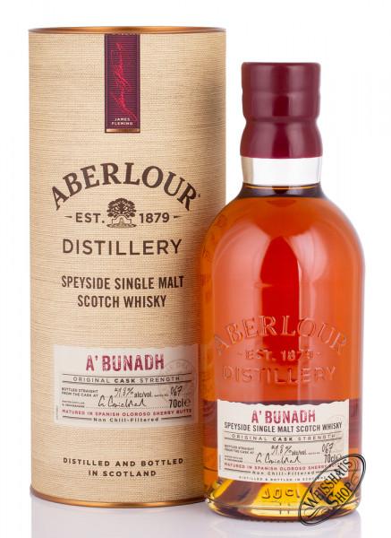 Aberlour A'Bunadh Batch No. 67 Whisky 59,8% vol. 0,70l