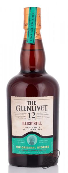 The Glenlivet 12 YO Illicit Still Whisky 48% vol. 0,70l