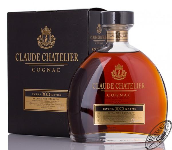 Claude Chatelier X.O. Extra Cognac 40% vol. 0,70l