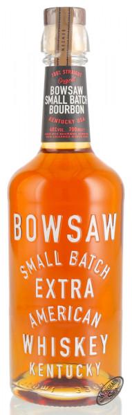 Bowsaw 100% Straight American Bourbon Whiskey 40% vol. 0,70l