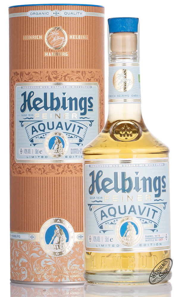 Helbings Feiner Aquavit 42% vol. 0,50l