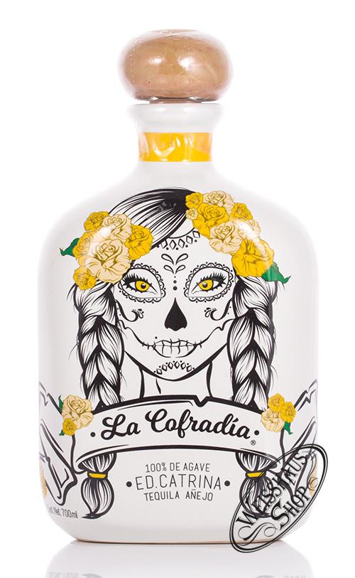 La Cofradia Edition Catrina Anejo Tequila 38% vol. 0,70l