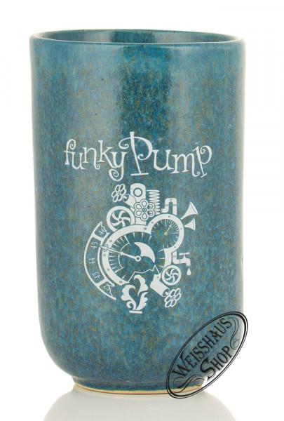 Funky Pump Becher