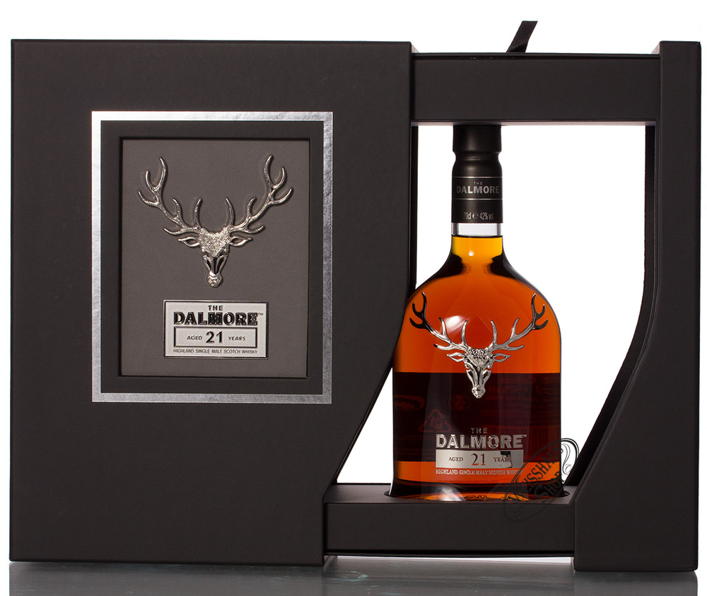 The Dalmore 21 YO Whisky 42% vol. 0,70l