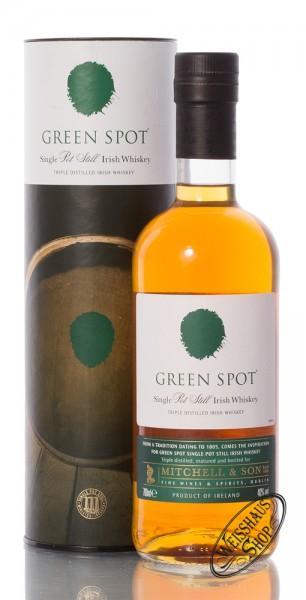 Green Spot Irish Whiskey 40% vol. 0,70l