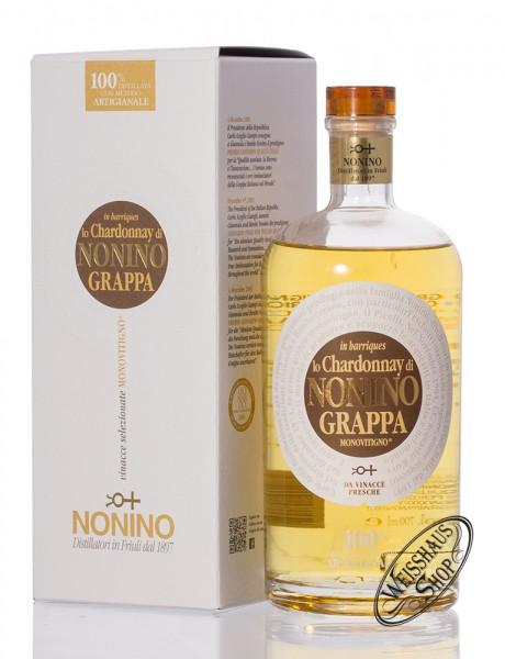Nonino Grappa Lo Chardonnay Barrique Monovitigno 41% vol. 0,70l