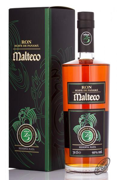 Malteco 15 YO Rum 40% vol. 0,70l
