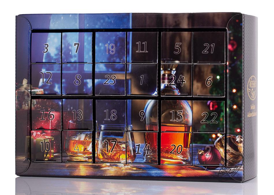 Weisshaus Whisky Adventskalender 24 x 0,04l
