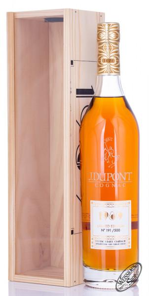J. Dupont Cognac Millesime 1989 41,2% vol. 0,70l