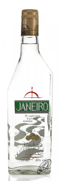 Janeiro Cachaca 40% vol. 0,70l