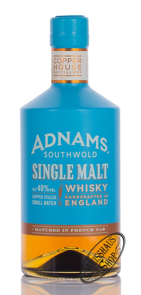 Adnams Copper House Distillery Adnams Single Malt Whisky 40% vol. 0,70l