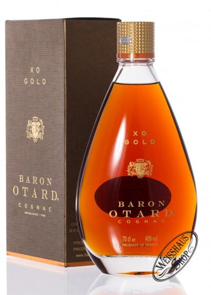 Otard XO Gold Cognac 40 % vol. 0,70l