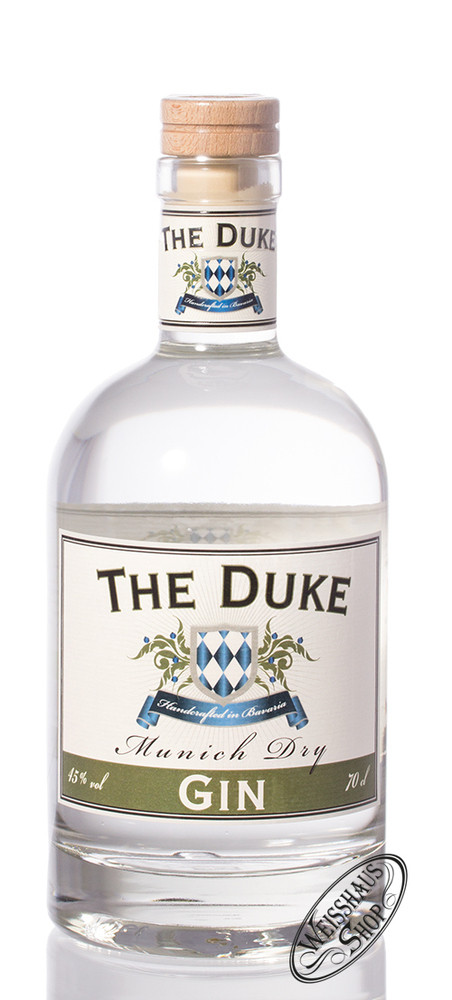 The Duke Munich Dry Gin 45% vol. 0,70l