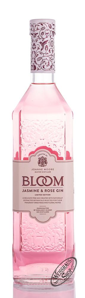 G&J Greenall Distillers Bloom Jasmine & Rose Gin 40% vol. 0,70l
