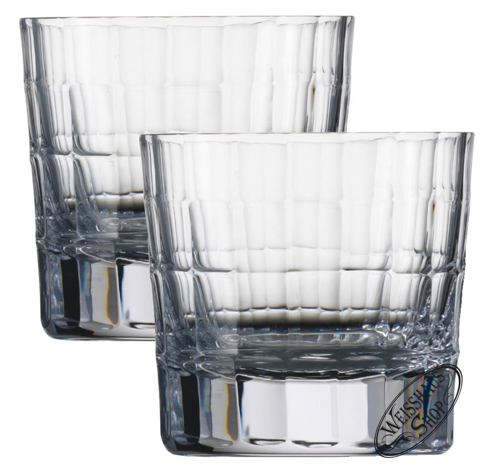 Zwiesel Kristallglas AG Schott-Zwiesel Hommage Carat Whisky/Rum Tumbler klein Set 2 Gl�ser
