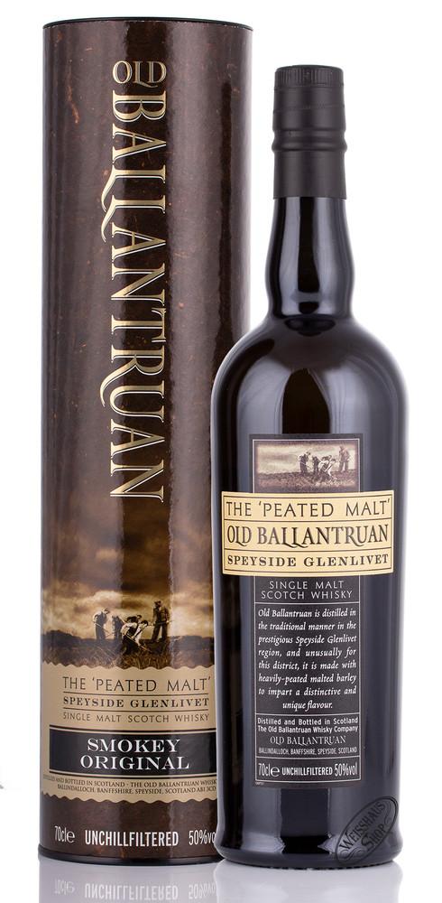 Tomintoul Old Ballantruan Single Malt Whisky 50% vol. 0,70l