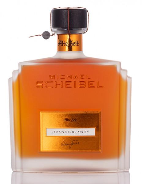 Scheibel Alte Zeit Orange Brandy Likör 35% vol. 0,70l