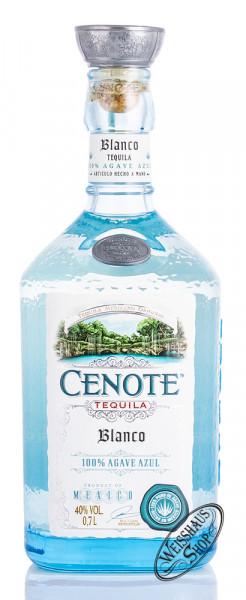 Cenote Tequila Blanco 40% vol. 0,70l