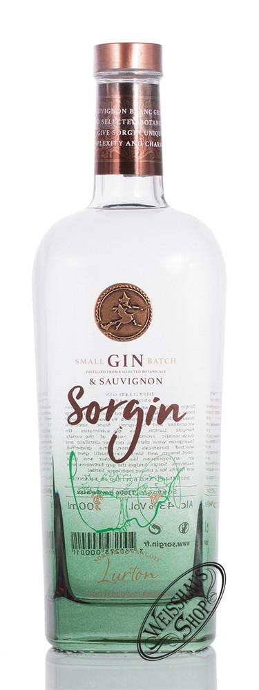 Sorgin Sauvignon Gin 43% vol. 0,70l