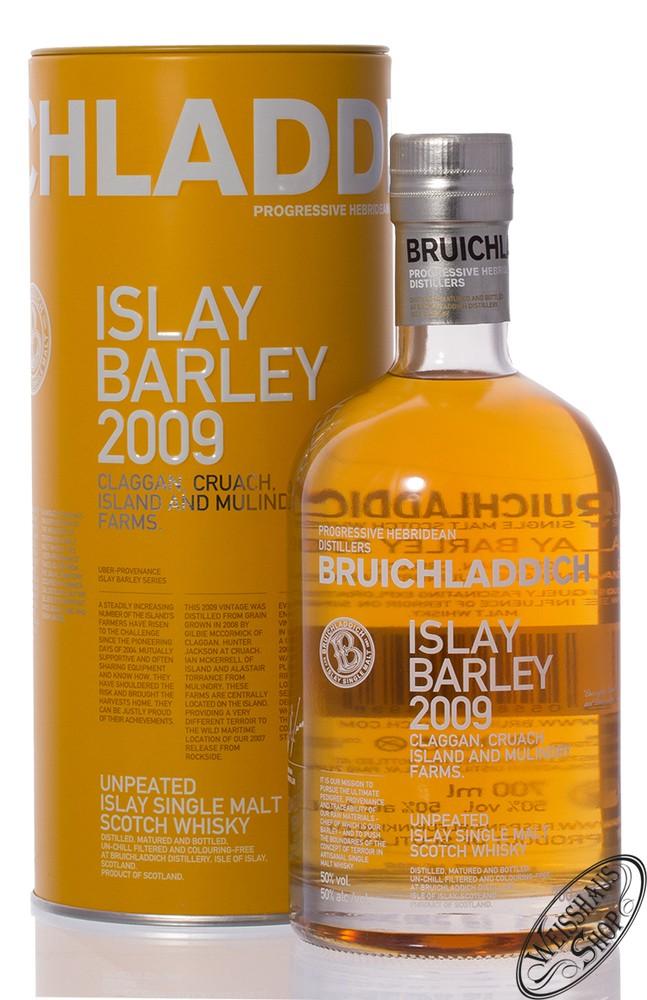 Bruichladdich Islay Barley 2009 Islay Whisky 50% vol. 0,70l