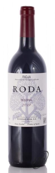 Roda Reserva Rioja D.O.Ca. 2014 14% vol 0,75l