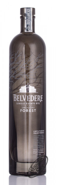 Belvedere Smogory Forest Vodka 40% vol. 0,70l