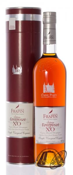 Frapin Château Fontpinot XO Cognac 41% vol. 0,70l