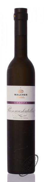 Walcher Grappa Rosenmuskateller 42% vol. 0,50l
