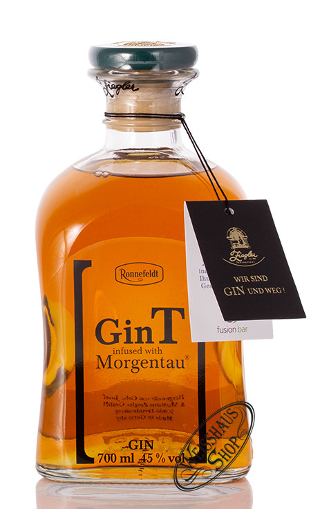 Brennerei Ziegler Ziegler Gin T Dry Gin 45% vol. 0,70l