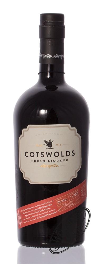 Cotswolds Whisky Cream Lik�r 17% vol. 0,70l