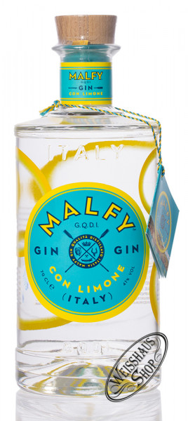 Malfy con Limone Gin 41% vol. 0,70l