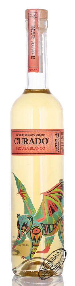 Tequilera Los Alambiques Curado Tequila Blue Agave 40% vol. 0,70l