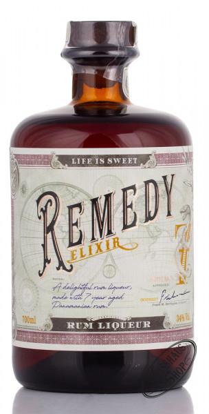 Remedy Elixir Rum Liqueur 34% vol. 0,70l